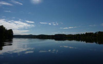 Une semaine sur la rivière Indalsalven