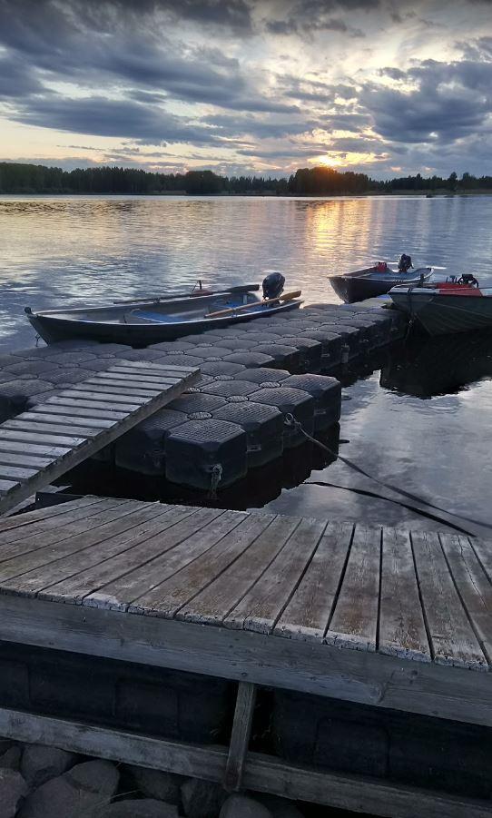 Bateaux - Région Uppsala