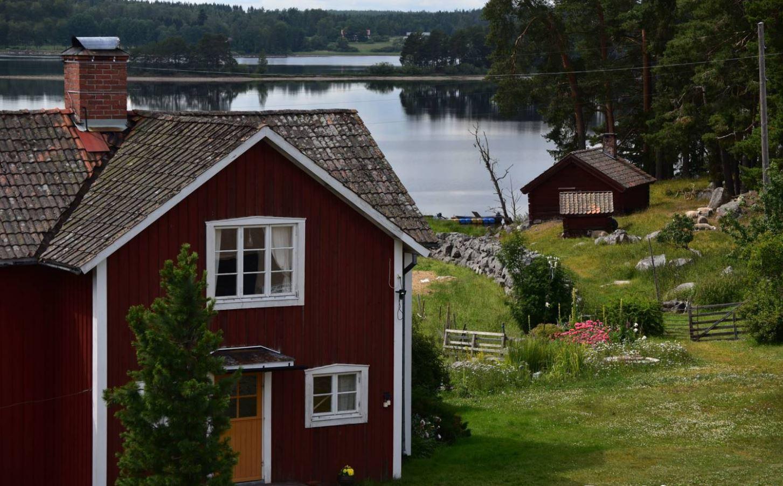 Maison Dalalven - région Uppsala