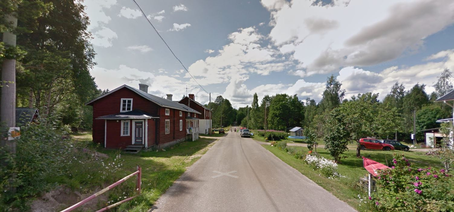 Camp de pêche - région Gavleborg