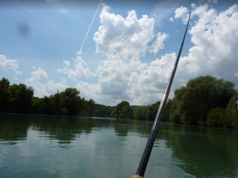 Sortie pêche chevaines 2