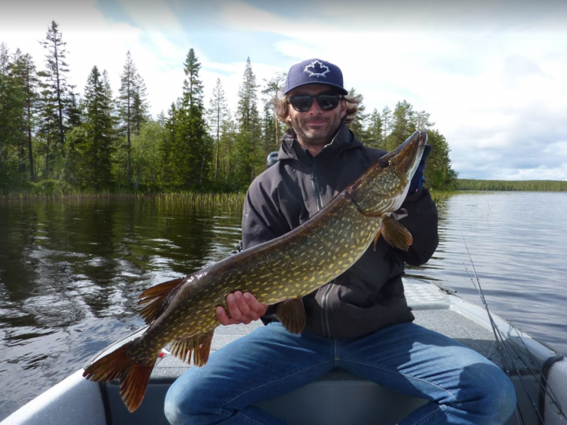 Voyage en suède pour pêcher 2